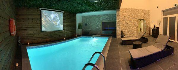 piscine loft private spa