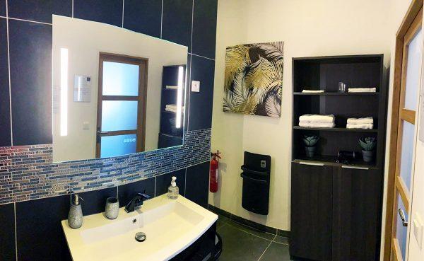 Salle de bain Loft Private Spa